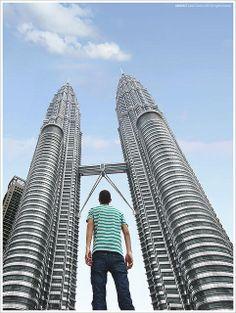 Petronas Towers in Kuala Lumpur - Expat? Find your club or association - Malaysia Auswandern Leben und Reisen