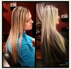 Hair by Kimmie Moore @ Entourage Salon and Spa in Des Moines Washington