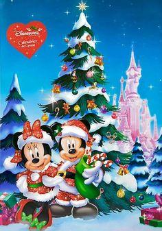 Arte Do Mickey Mouse, Minnie Mouse Christmas, Mickey Love, Mickey And Friends, Disney Christmas, Mickey Mouse Wallpaper, Wallpaper Iphone Disney, Cute Disney Wallpaper, Christmas Scenes