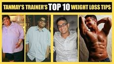 10 QUICK & EASY Weight Loss Tips and Fitness Advice | BeerBiceps Fat Burning
