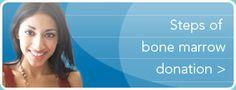 Join the national Bone Marrow Registry: http://www.marrow.org/JOIN/Join_Now/join_now.html