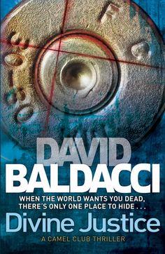 DIVINE JUSTICE DAVID BALDACCI #BOOK #PAN