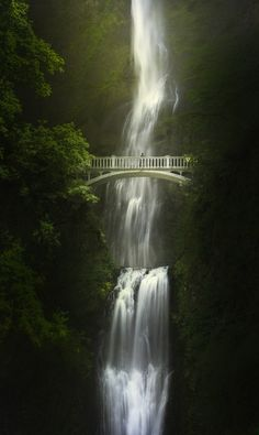 Colombia, Oregon's waterfall, Rivendell by Jesse Summers - Photo 113291611 / 500px
