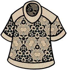 ArtbyJean - Paper Crafts: ---FASHION - T-Shirts