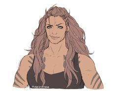 lil bit of an eyebrow raise and smirk from Oona – Character Design Fantasy Character Design, Character Creation, Character Drawing, Character Design Inspiration, Character Concept Art, Dnd Characters, Fantasy Characters, Female Characters, Dnd Art
