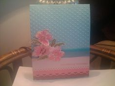 Birthday card designed by JES