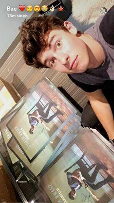 Shawn via Snapchat