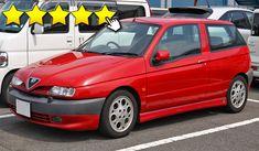 Alfa Romeo 145 (1994 al 2001) Recensioni,Opinioni,Commenti,Valutazioni.