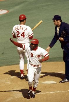 ...Tony Perez and Joe Morgan of The Big Red Machine......
