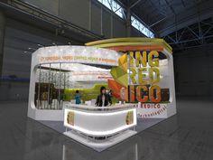 INGREDICO on Behance Exhibition Booth Design, Exhibition Ideas, Event Design, Places To Visit, Design Inspiration, Architecture, Behance, Arquitetura, Exhibition Stand Design