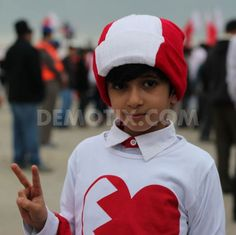 Bahraini opposition gather for freedom democracy and justice. December 28th, 2012.