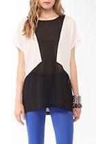 Womens Blouse and dress shirts, white blouse, chiffon | Forever 21