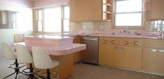 What An Untouched Kitchen From the 1950s Looks Like Today | Foodbeast