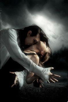 l'ultimo bacio....