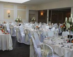 reception room @ Clifton Arms