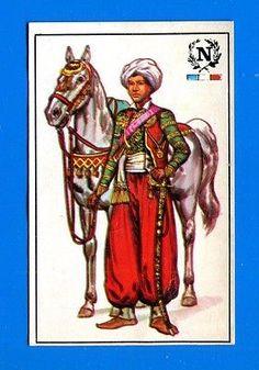 ARMI E SOLDATI - Edis 71 - Figurina-Sticker n. 232 - MAMMALUCCO -Rec