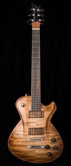 Frank Hartung Guitars | Embrace Mocca Burst