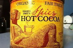Hot Beverages #2: Trader José's Spicy Hot Cocoa from The Best and Worst Products at Trader Joe's Volume 5