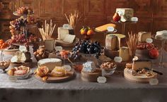 Great idea for a wine and cheese party or add a hearty soup for a book club dinner party.