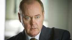 Actor Peter Haber from Swedish Martin Beck series