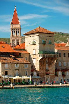 Trogir, Croatia. been here.  BEAUTIFUL!