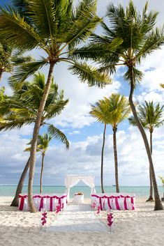 Get treated like royalty at Barcelo Hotels & Resorts! Start with a romantic beach wedding ceremony one day, and celebrate your honeymoon with champagne breakfast in bed the next morning. Perfect for couples that like to be pampered!