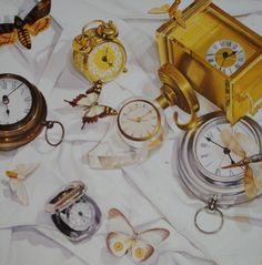 Kate Bergin | OIL | Clockwise