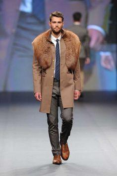 The Emperor 1688 Fall 2014 presented by SAKS FIFTH. Fashion Forward Dubai April 2014