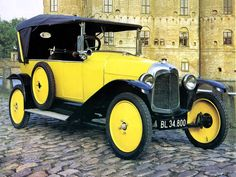 Citroën 10 HP Type A  1919 - 1921