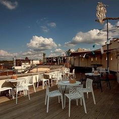 LONDON'S - The Prince of Wales Rooftop