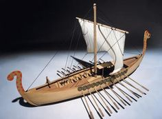 Nave vichinga  scala 1:40