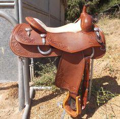 Bob's Custom Saddle