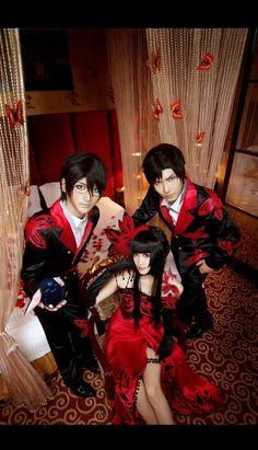 Yuko Ichihara (xxxHOLiC) by EvangelineMakikiyama - WorldCosplay