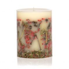 Rosy Rings Red Currant & Cranberry Botanical Candle