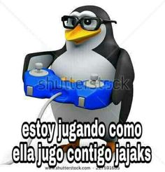 Best Memes, Funny Memes, Pingu Memes, You're Next, Pinterest Memes, Bendy And The Ink Machine, Stickers, How To Speak Spanish, I Laughed