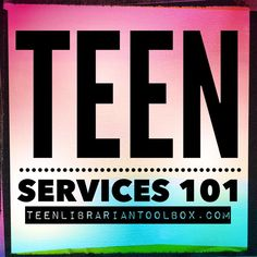 On monday as part of our ongoing teen services 101 discussion we talked specifically about teen programming in public libraries and i said something kind of Teen Programs, Library Programs, Teen Library, Library Ideas, Library Work, Library Inspiration, Teenager Posts Crushes, Books For Teens, Professional Development