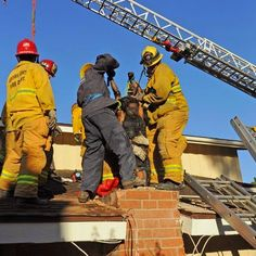 Photo: Woman gets stuck in chimney while stalking ...