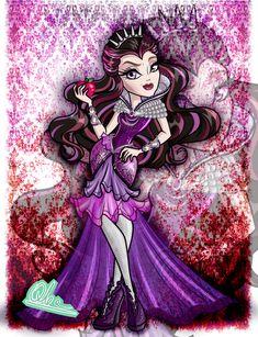 Raven Queen by Qba016.deviantart.com on @deviantART