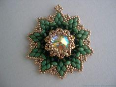 fairy flower pendant