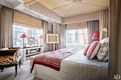 Classical meets contemporary at Alexa Hampton's family-friendly Manhattan apartment