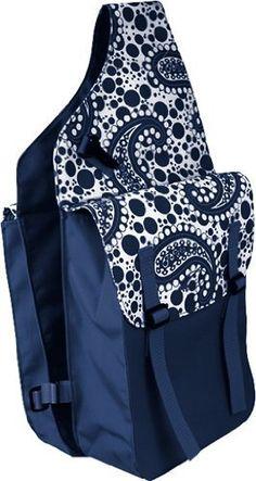 Paisley Med Saddle Bag Color: Blue by Lami-Cell, http://www.amazon.com/dp/B008MYSWKQ/ref=cm_sw_r_pi_dp_-h0Vrb1MHB3YY