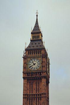 Big Ben. London.