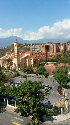Iglesia La Tahona, Caracas Venezuela.