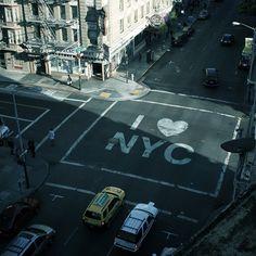 I ♥ NYC  New York City