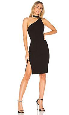 Adelaide One Shoulder Dress