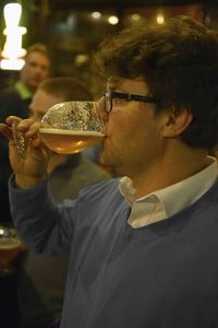 Bio-beer in Belgium: Arvum, from brewery Jessenhofke