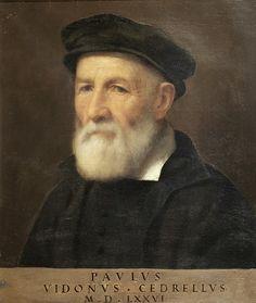 Giovan Battista Moroni, Ritratto di Paolo Vidoni Cedrelli, Bergamo, Accademia Carrara, 1576