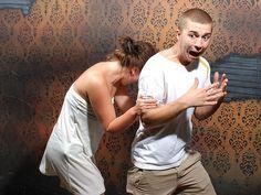Terrified Boyfriend  Worst date ever.