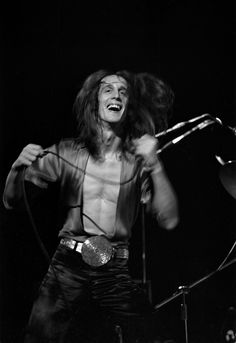 Todd Rundgren's Utopia, Congresgebouw The Hague 1975 | Bart ...
