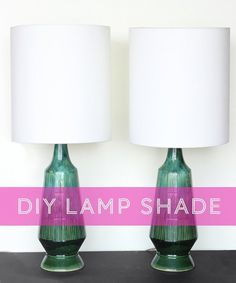 We Tried a DIY Lamp Shade Kit and Here's the End Result — Apartment Therapy Test Lab Review | Apartment Therapy